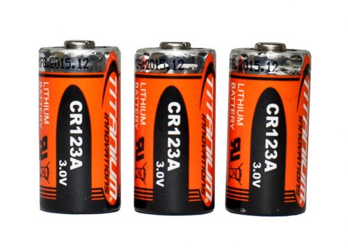 CR123A Battery BarrelCool